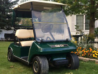 ~ The Golf Cart Guy ~ 2003 CLUB CAR DS ELECTRIC GOLF CARTS