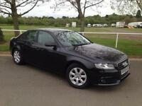Audi A4 2.0 TDI Multitronic 4dr Black