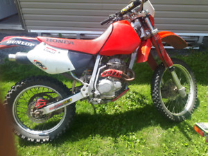 Honda 250 and klx 110 for sale
