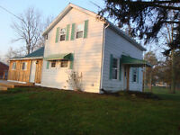 Country Farm House for Rent 5 min from Strathroy 1200/month