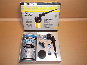 Spray Gun Air Brush Set