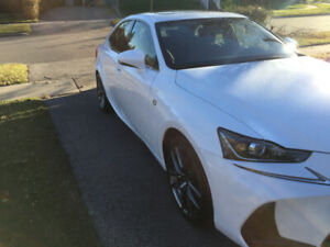 Lexus IS 350 FSport Lease Takeover