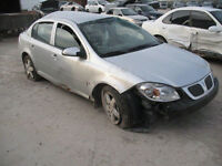 JUST IN FOR PARTS! 2009 PONTIAC G5 @ PICNSAVE WOODSTOCK