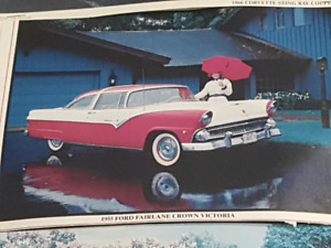 Wanted 1955-56 Crown Vic