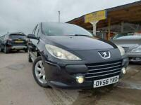 2006 Peugeot 307 1.6 HDi 90 S 5dr, LOW MILES 2 KEEPERS FROM NEW HATCHBACK Diesel