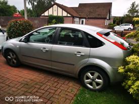 2005 1.6 16v Ford focus Zetec spares or repair. £250ono
