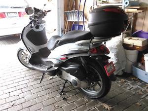 For sale: 2007 Vespa Piaggio BV250