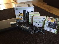 Xbox 360 120gb 2 controllers 13 games