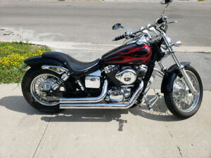 "2005 Honda Shadow Spirit 750 ""Show bike, lots of Custom parts"""