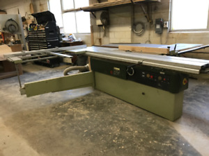 10' Sliding Table Saw SCM L-invincible SI 1 - $3000 obo