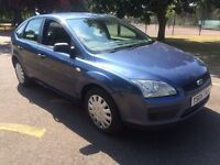 2005 Ford Focus 1.6 petrol full history 1 years mot new clutch aircon
