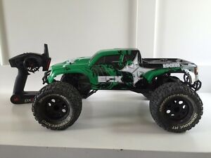 ECX Ruckus 2wd Brushed
