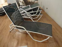 Chaise Lounge - Pool chairs