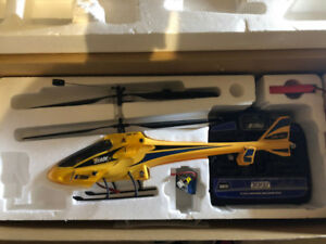 E-flite Blade Cx like new in box