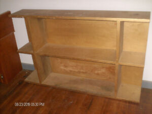 Free shelves and more