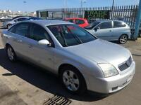 Vauxhall/Opel Vectra 2.2i 16v Direct Auto Design 2004/54 125K Feb 17 Mot