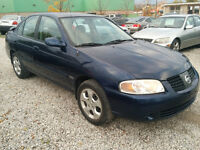 2005 Nissan Sentra 1.8SE !! NO ACCIDENT!!  Certified and Etested