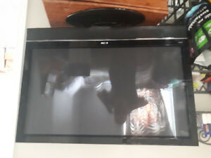 "47"" plasma flat screen tv"