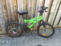Super cycle kids mountain bike