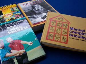Volumes de référence $10 chacun ou $30 pour les 4 Saint-Hyacinthe Québec image 2