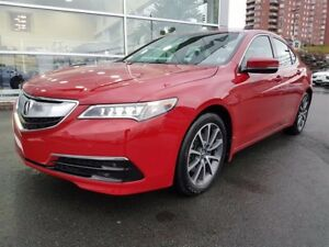 2017 Acura TLX SH-AWD Technology Package