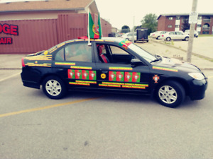 FIFA World Cup - Portugal Car Magnets