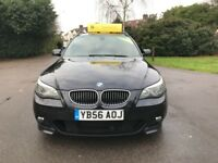 BMW 5 SERIES 535d M Sport Touring (black) 2007