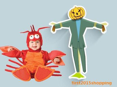 Infant Toddler Baby Girl Boys lobster Crayfish Style Costume Camera Outfit - Baby Lobster Outfit