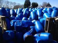 Plastic barrels / 30 litre