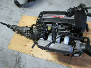 Altezza IS200 RS200 SXE10 2.0L VVTi 3SGE Beams Engine 6speed M/T