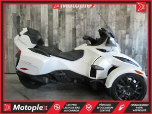 2018 Can-Am SPYDER RT SE6 76$/SEMAINE
