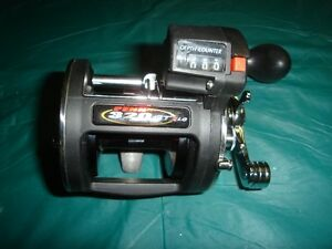 LOOKING FOR / WANT TO BUY TROLLING REELS W/ LINE COUNTERS !!
