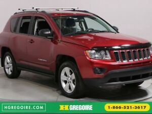 2012 Jeep Compass NORTH AUTO A/C GR ELECT MAGS
