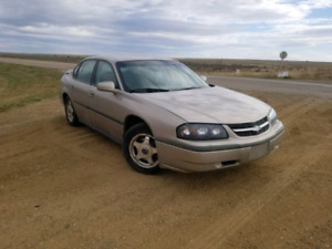 Nice 03 Impala, Loaded, great shape, 6 passenger, ready to go