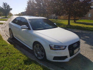 FULLY LOADED 2013 Audi A4 S-Line