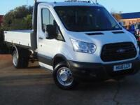 2016 Ford Transit 2.2 TDCi 125ps Chassis Cab 2 door Tipper