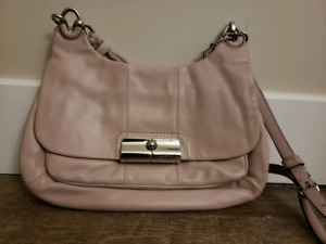 COACH Special Edition- Kristin Leather Hippie Shoulder Bag (NEW)