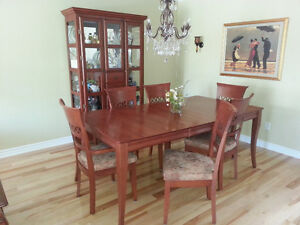 Dining room set 8 pieces