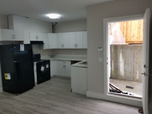 !!Brand new clean & spacious 2 bedroom basement suite for rent!!
