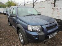 Land Rover Freelander 2.0Td4 2006MY Adventurer
