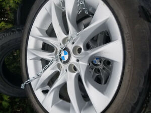 BMW mags and tire