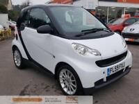 SMART CITY-COUPE PASSION CDI 2009 Diesel Automatic in White