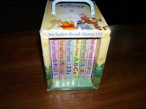 Winnie the Pooh Board Collection with Winnie the Pooh Toy