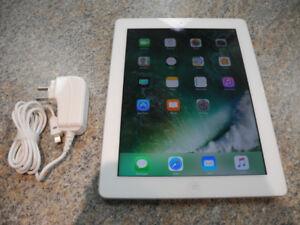 iPad 4th Gen 16GB Silver/White