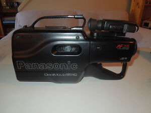 AN UNIQUE PANASONIC VIDEO RECORDER