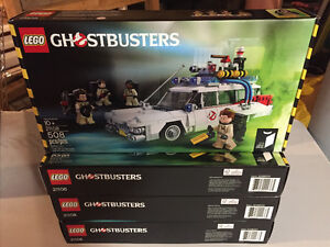LEGO Ghost busters Ecto-1   21108