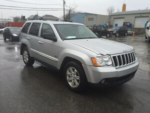 2008 Jeep Grand Cherokee DIESEL 10490$