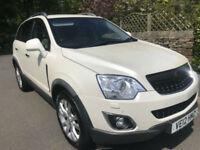 Vauxhall/Opel Antara 2.2CDTi white ( 184PS ) ( AWD )2172cc auto 2012MY SE may px