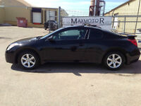2009 Nissan Altima 2.5 S Coupe ONLY 72,500Km's REDUCED