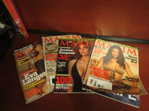 Lot of about 100 Maxim magazines from 2005- 2007